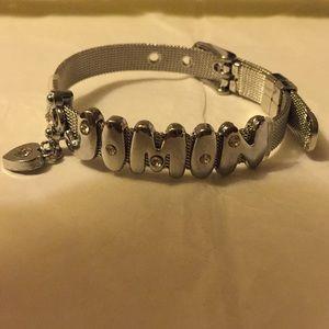 BTS Jimin Stainless Steel Bracelet